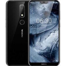 "Nokia X6 Snapdragon 636 4gb 64gb Huella Dactilar Dni 16mp 5.8"" Android LTE"