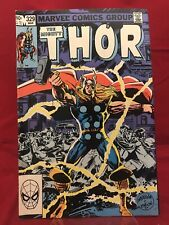 Thor #329 1982 Marvel Comics
