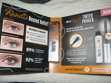 #1 Real Tinted Primer Benefit Eye Lashes Brows Volumizing Gel w/Box $24 value