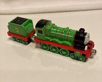Talking Henry & Tender Thomas & Friends Take N Play Along Diecast Train