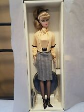 SILKSTONE BARBIE THE SECRETARY NRFB