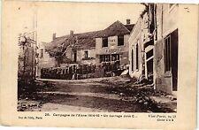 CPA Campagne de l'Aisne 1914-15 - Un barrage dans C..(202182)