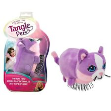 TANGLE PETS HAIR BRUSH KIDS AS SEEN ON TV SHARK TANK CUPCAKE THE CAT SEALED