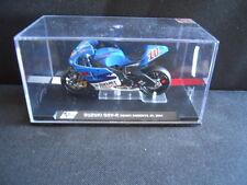 Die Cast Model Moto 1:24 SUZUKI GSV-R Kenny Roberts Jr 2004 [N3-5 ]