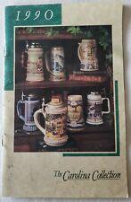 "Stein Collection Catalog 1990 ""The Carolina Collection"""