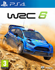 WRC 6 Rally (Guida / Racing) PS4 Playstation 4 IT IMPORT BIGBEN INTERACTIVE