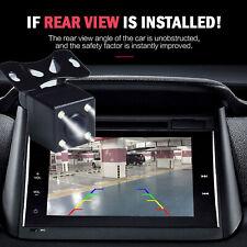 4led HD Car Rear View Camera Reversing Parking Cam Night Vision Waterproof