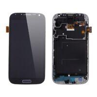 PANTALLA COMPLETA LCD + TACTIL + MARCO SAMSUNG GALAXY S4 I9505 GRIS