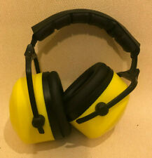 Earz Professional Ear Muffs Hearing Protectors Personal Protective Equipment