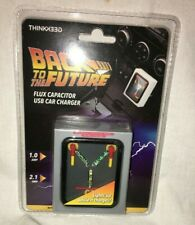 Thinkgeek Back to the Future Flux Capacitor USB Car Charger - Brand New Sealed