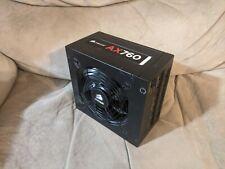 CORSAIR AX Series AM750 750 Watt 80 Plus Gold Fully Modular Parts No Cables