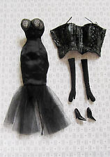 "**RARE** Outfit Jason Wu FR Amanda Lepore: Couture Baby 12"" Doll New!!! (READ)"