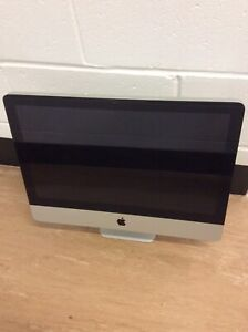Apple iMac 2011 i3 3.1GHz 8GB RAM 250GB HDD FAST & FREE P&P With Free Gift