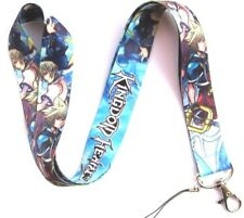 Disney Kingdom Hearts Cartoon Anime Fashion Lanyard Charm Keychain Strap Badge