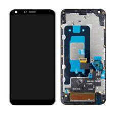 PANTALLA LCD ORIGINAL LG Q6 LG-M700 M700 M700A US700 M700H  CON MARCO y HERRAMI