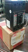 ABB 100A 3P 480V W/AUX SW TYPE ES ESB43100WAER