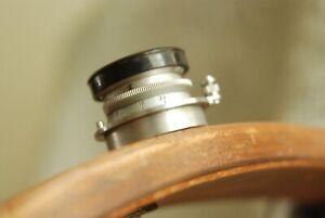 Leica Summaron 35mm F/3.5 F3.5 M39 Screw Mount Lens w/ M Mount Adapter