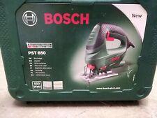 Bosch Home and Garden PST 650 500 W Stichsäge, grüne Serie