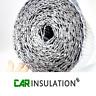1m x 20m Double Bubble Foil Thermal Insulation Camper Van Conversion Vapour Car