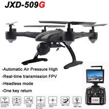 JXD Pioneer UFO Drone 509G 5.8G 2.0MP Camera RC Quadcopter