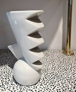 "Vase ""TITICACA"" Matteo Thun 1982 MEMPHIS Milano by FRANTA Köln"
