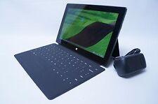 Microsoft Surface RT 64GB, Wi-Fi, 10.6in w/ Keyboard  - Dark Titanium (52582)