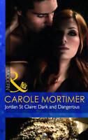 Jordan St Claire: Dark and Dangerous (Mills & Boon Modern) (Modern Romance), Car