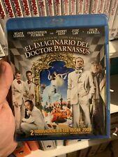 EL IMAGINARIO DEL DOCTOR PARNASSUS - EN BLU-RAY - NUEVA - BLURAY