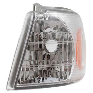 Side Marker Light fits Trans Sport Montana Silhouette Venture Driver Signal Lamp