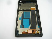 LCD display+touch screen+Frame Fit Sony Xperia Z C6602 C6603 L36H LT36i (Black)
