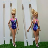 New Quality Doll galaxy swimsuit beachwear for your Barbie Au seller BS1905