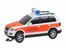 Faller 161559 Car System VW Touareg Notarzt Wiking H0 Neu