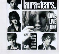 (HD30) Laura And The Tears, Love Live On! - DJ DVD
