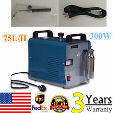 H160 75LOxygen Hydrogen Water Acrylic Flame Polish Machine Welder Torch Polisher