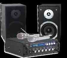 Karaoke Set KARAOKE-STAR4, 10-7026 mit Bluetooth , 2 Mikrofone , 2 Boxen