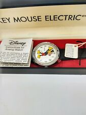 *BNIB* 1971 Timex Electric Mickey Mouse Wristwatch, NOS VINTAGE RARE, KEEPS TIME