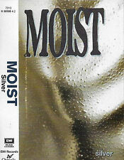 MOIST SILVER CASSETTE ALBUM alternative rock hard rock debut album