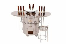 Tandoor-SS2 Ultima-Large Home Tandoor Oven-Tandoor Clay Oven-Tandoor Oven