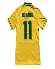 Camiseta Retro Jersey Romario Brazil 1994 World Cup