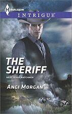 The Sheriff (West Texas Watchmen)