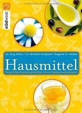 Hausmittel: Geprüfte Naturheilmittel ohne Nebenwirkungen... | Buch | Zustand gut