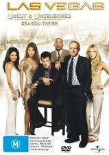 Las Vegas : Season 3 (DVD, 2006, 6-Disc Set) James Caan, Josh Duhamel, Nikki Cox