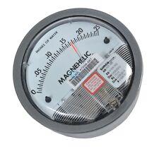 """Dwyer Magnehelic Pressure Gauge 0-2.5"""", Max Pressure 15 PSIG W10W MG"""