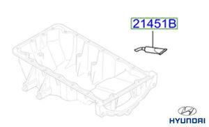 Genuine Hyundai Tucson Sump Sealant Liquid - 2145133A02EU