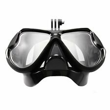 Dive Snorkeling Swimming Diving Mask with Tempered Glass & Camera Mount 4 Gopro