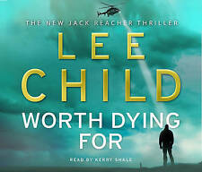 Worth Dying For: (Jack Reacher 15) by Lee Child (CD-Audio, 2010)