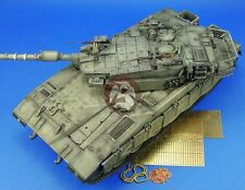 Legend 1/35 IDF Merkava Mk.IIIC with Turret Roof Armor Conversion Set LF1087