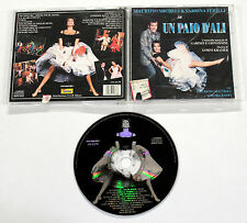 Gorni Kramer UN PAIO D'ALI 1997 Panamusic CD COLONNA SONORA MUSICAL OST RARO