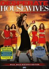 Desperate Housewives: The Complete Seventh Season [ (2011, DVD NEW) WS5 DISC SET