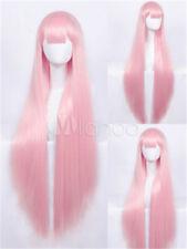 Darling In The FranXX Code 002 Zero Two Halloween Cosplay Wig+ Free Wig cap